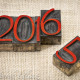 new year 2016 replacing the old year